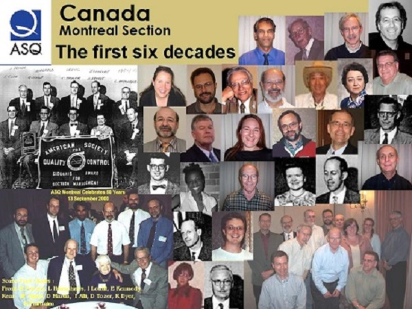 2010: ASQ Montreal celebrates 60 years