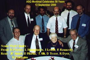ASQ Montreal 50yrs Past Chairs