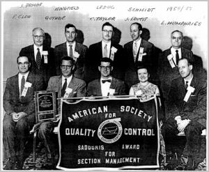 ASQ Mtl Exec 1957-8