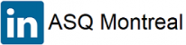 ASQ Montreal LinkedIn